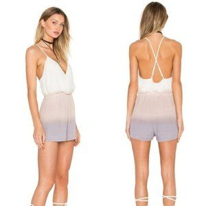 Lovers and Friends Ombre Romper